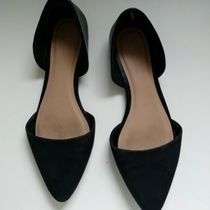 Old Navy D'orsay pointed flats for women